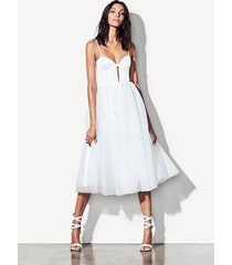 white the venice dress