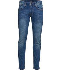 priston slimmade jeans blå matinique