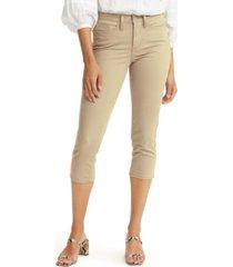 levi's 311 shaping skinny capri pants