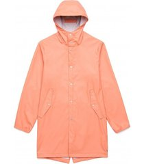 herschel jas supply co. men's rainwear fishtail carnelian-s
