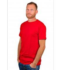 alan red t-shirt derby red