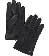 tommy hilfiger men's touchscreen gloves