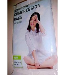 dr. storage vacuum compression bags 100 x 70 cm pack of 1 new