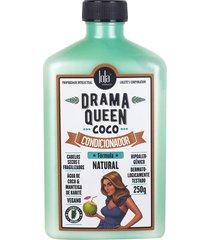 condicionador drama queen coco 250ml - lola cosmetics único