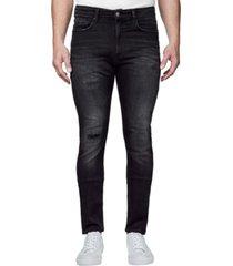 ckj jeans 016 skinny gris calvin klein