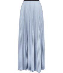 blanca vita griselda pleated midi skirt