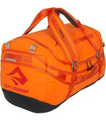 mala duffle bag sea to summit 65 litros nomad