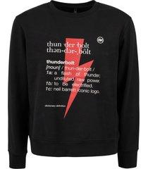 neil barrett definition sweatshirt