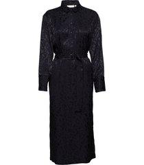 karisaiw dress knälång klänning svart inwear