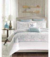 harbor house maya bay full/queen 3 piece duvet cover set bedding
