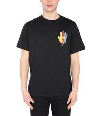 crew neck t-shirt paul smith