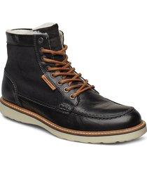 marvin z mid fur m shoes boots winter boots svart björn borg