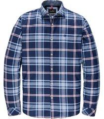 overhemd regular fit ruit