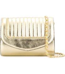delage jeanne pm clutch - gold