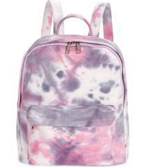 bp. bp large canvas backpack in pink multi at nordstrom