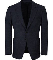 blazer with a tailored collar