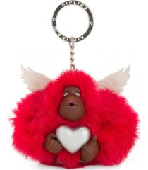 llavero cupid monkey rojo kipling
