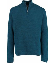 basefield zip troyer pullover 219015673/605