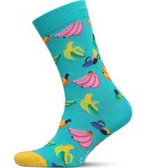 banana sock underwear socks regular socks blå happy socks