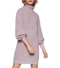 bcbgeneration turtleneck tunic sweater