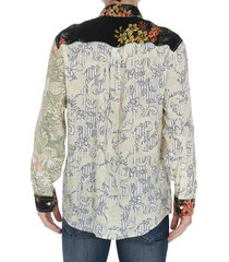 j.w. anderson relaxed fluid shirt