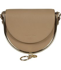 see by chloé mara clutches evening shoulder bag