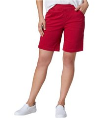 "jag women's gracie 8"" shorts"