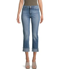 dl1961 women's mara high-rise ankle jeans - monclair - size 25 (2)
