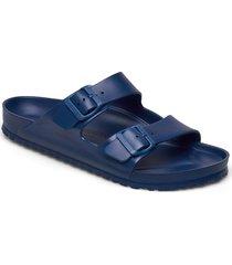 arizona eva shoes summer shoes sandals blå birkenstock