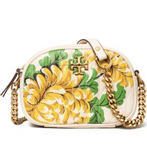 tory burch kira quilted floral leather crossbody bag -
