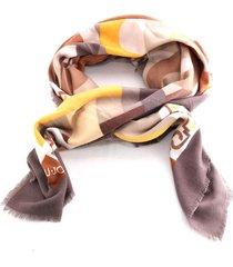 foulard liu jo logo 369085 t0300 moro light