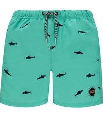 shiwi jongens zwembroek - haai groen-176