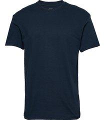jjeliam tee ss crew neck noos t-shirts short-sleeved blå jack & j s