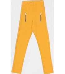 pantalón amarillo felisa canelo