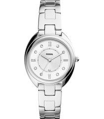 women's fossil gabby bracelet watch, 34mm