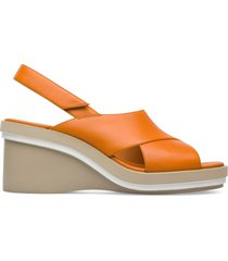 camper kyra, sandali donna, arancione , misura 42 (eu), k200964-004