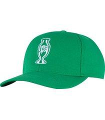 boné aba curva copa américa 2019 03 boneleska - strapback - adulto - verde
