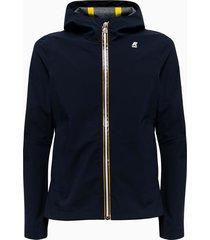 k-way jack bonded jacket k007lv0