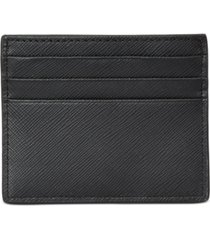 calvin klein men's card case & keychain