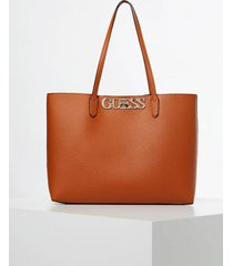 torba typu shopper z wewnętrzną kieszenią z model uptown chic