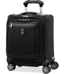 "travelpro platinum elite 16"" softside carry-on spinner"