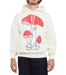 jw anderson mushroom hoodie