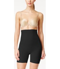 maidenform women's light control high-waist thigh slimmer dm2561