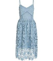 spetsklänning vizanna midi dress