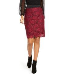 thalia sodi lace pencil skirt, created for macy's