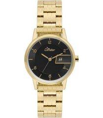 relógio condor feminino eterna bracelete - cogl10bn/4p cogl10bn/4p