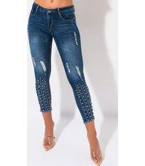 akira cosmic girl rhinesthone mid rise skinny jeans