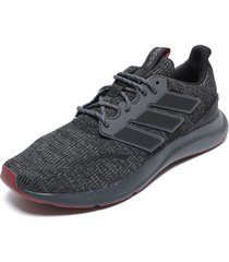 zapatilla energyfalcon gris adidas performance