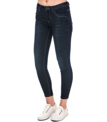 only womens kendell skinny jeans size 32r in blue