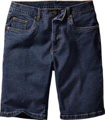 bermuda elasticizzati classic fit (blu) - john baner jeanswear